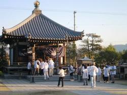 10/23(日)・26(水) 【バス遍路】51番石手寺?56番泰山寺
