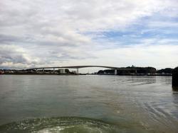 海の遍路道、県営渡船