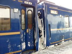 大阪からブルートレインが消える。日本海乗車vol.4